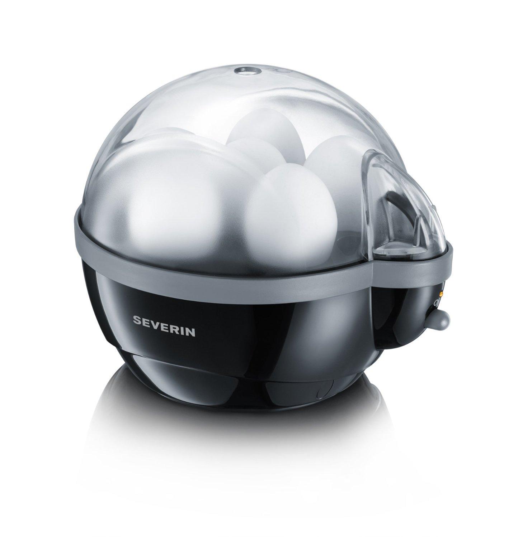 Severin Egg Boiler EK 3056 black/gy