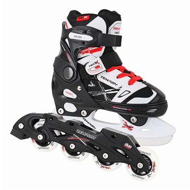 Neo-X Duo  37-40 13000008252 Slidošanas un hokeja piederumi