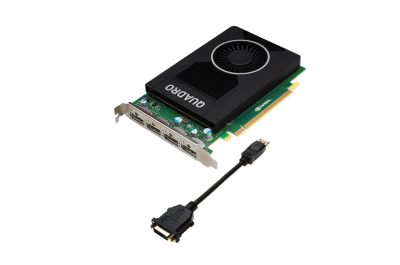 PNY Quadro M2000 4096MB GDDR5 video karte