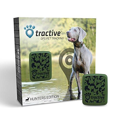 Tractive GPS TRAHU1 Hunters Edition T-MLX16442 aksesuārs suņiem