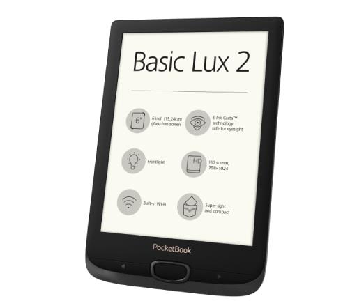 E-Reader | POCKETBOOK | Basic Lux 2 | 6