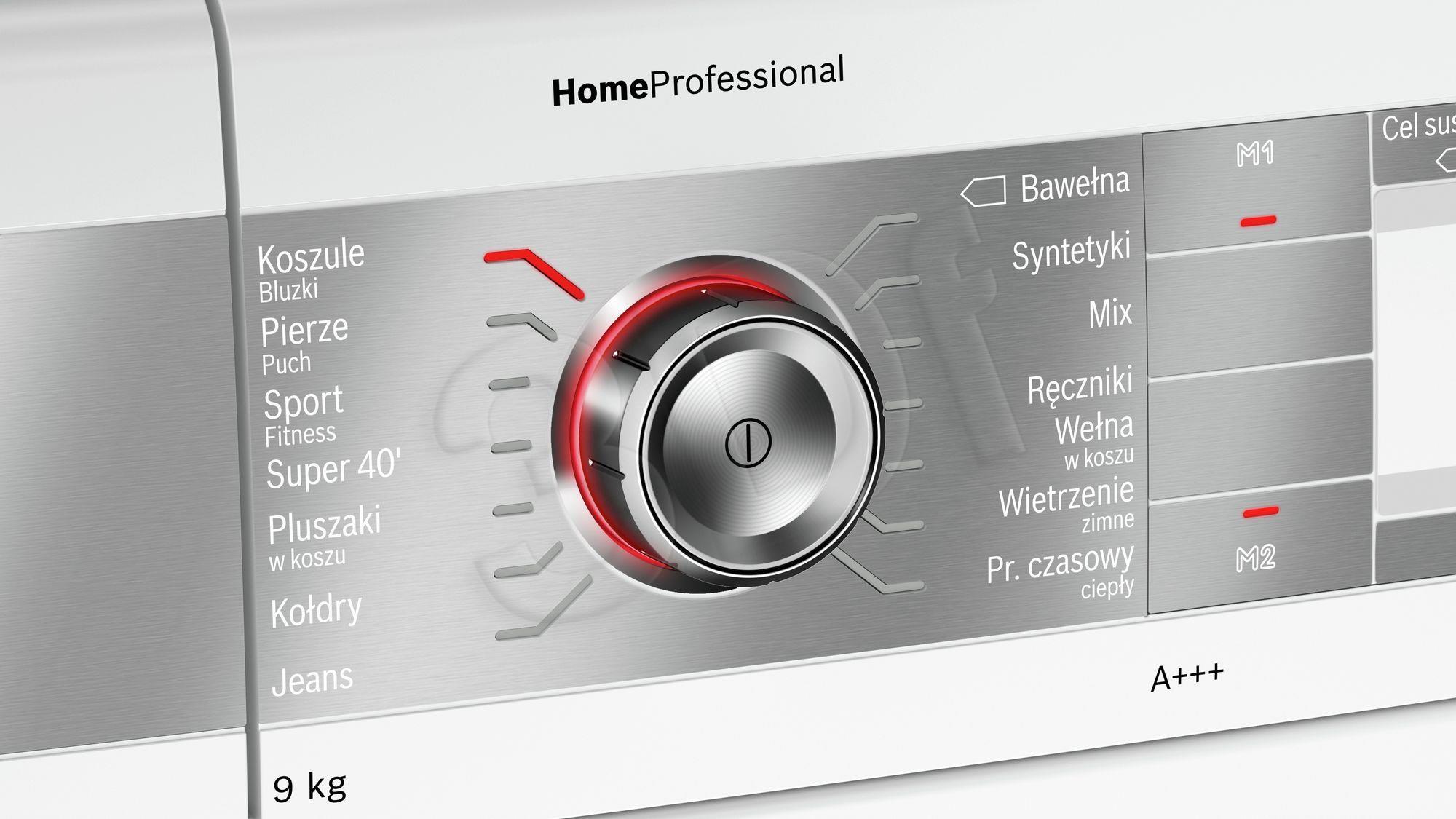 Dryer    BOSCH  WTY 887W0 PL (9 kg; 599 mm) WTY 887W0 PL Veļas žāvētājs