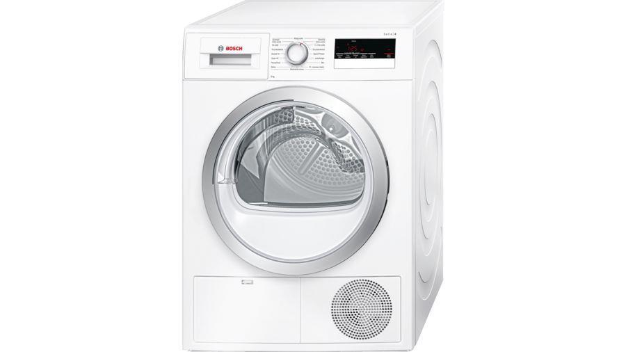 Dryer    BOSCH  WTN86201PL (8 kg; 599 mm) WTN86201PL Veļas žāvētājs