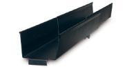 APC cable SideChannel trough black kabelis, vads