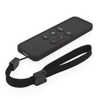 Incipio Apple TV Remote (4. Generation) | black | (ATV-001-BLK) Satelītu piederumi un aksesuāri