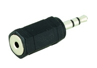 MicroConnect AUDALX Adapter 3.5mm - 2.5mm M-F Stereo