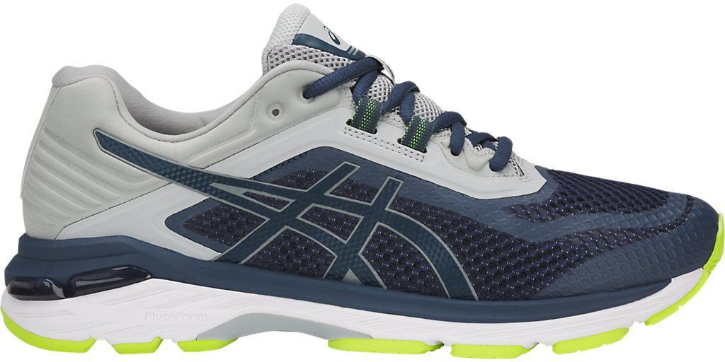 Asics Men's Shoes GT-2000 6 Dark Blue / Dark Blue / Mid Gray. 43.5 (T805N-4949)