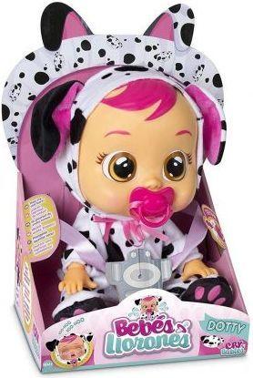 IMC Doll Crybabies Dotty Wave 2 bērnu rotaļlieta