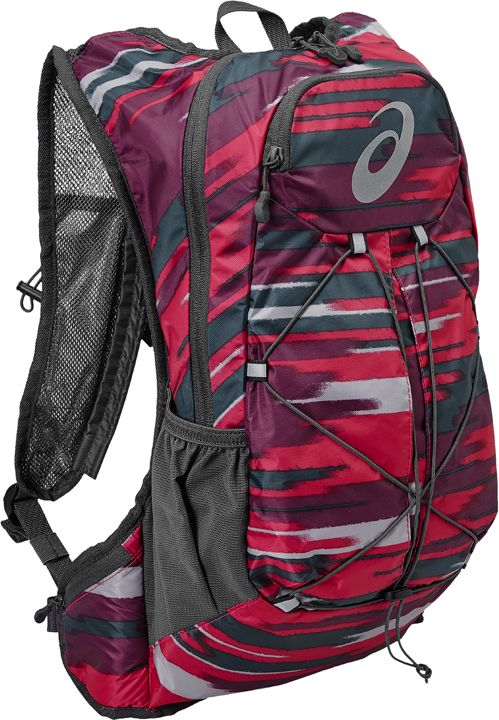 Asics Running Backpack Lightweight Running Backpack Multicolor (131847-1196) Tūrisma Mugursomas