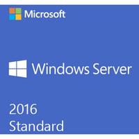 OEM Win Svr Std 2016 PL x64 16Core DVD P73-0712 programmatūra