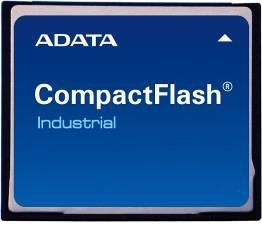 Memory card Adata Industrial CF 4GB, SLC,  0 to 70C