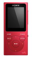 Sony NW-E394R 8GB rot MP3 atskaņotājs