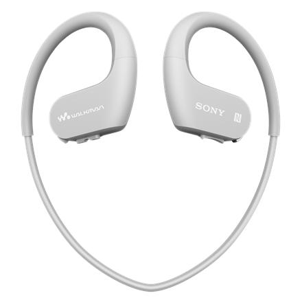 Sony Waterproof and dustproof Walkman NW-WS623W White, Yes, 4 GB NWWS623W.CEW MP3 atskaņotājs