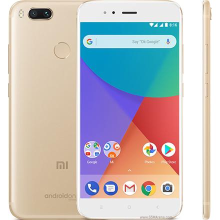Xiaomi Mi A1 4GB/64GB gold Mobilais Telefons