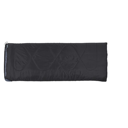 Easy Camp Chakra, Sleeping Bag, 190x75 cm, +15/+10/+5 °C, Black 240018 guļammaiss