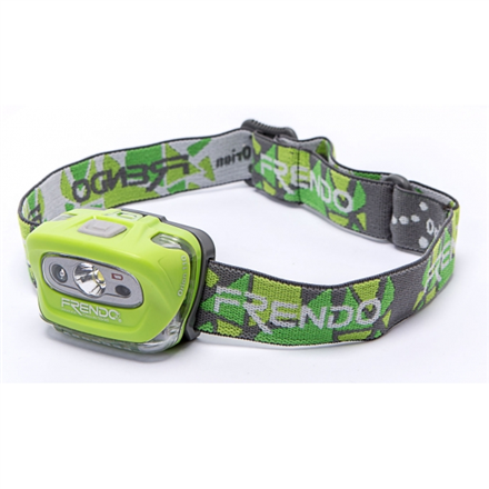 FRENDO Headlight Orion 110 CREE LED + Red LED, 110 lm, 4 functions 808925