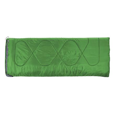 Easy Camp Chakra, Sleeping bag, 190x75 cm, +25/+10/+5 °C, Green 240039 guļammaiss