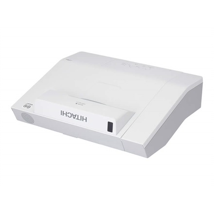 Hitachi Interactive Series  CP-TW3005 WXGA (1280x800), 3300 ANSI lumens, 10.000:1, White, projektors
