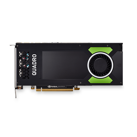 VGA Dell NVIDIA Quadro P4000 8GB video karte
