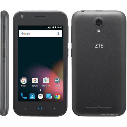 "ZTE Blade L110 Black, 4.0 "", TFT, 480 x 800 pixels, Spreadtrum, SC7731G, Internal RAM 1 GB, 8 GB, microSD, Dual SIM, Micro-SIM, 3G, Mobilais Telefons"