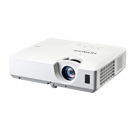 Hitachi All-In-One Series CP-X2542WN XGA (1024x768), 2700 ANSI lumens, 10.000:1, White, Wi-Fi projektors