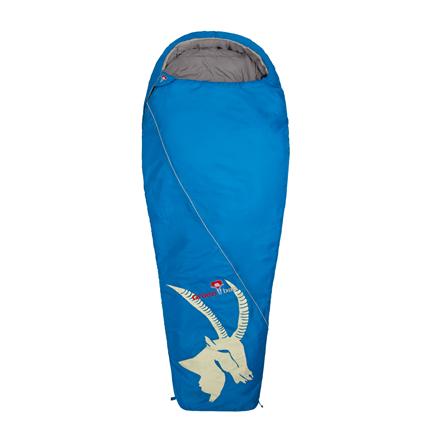 Gruezi-Bag Cloud Mumie Steinbock, Sleeping bag, 225x80(55) cm, +7/+2/-12 °C, Left side 8437 guļammaiss