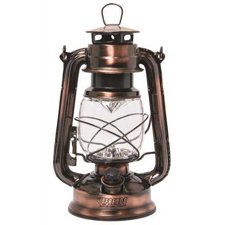 FRENDO Rechargeable Lantern Country-R 9 LED, 40 lm, Dimmer, Long use time up to 26hrs 808520