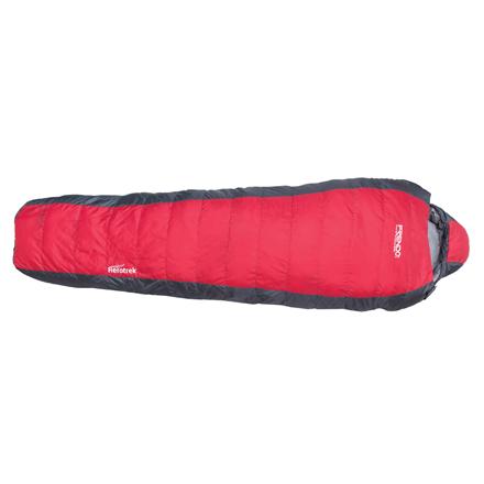 FRENDO Aerotrek 1, Sleeping bag, 215x75(50) cm, +1/-4/-21 °C 301323 guļammaiss