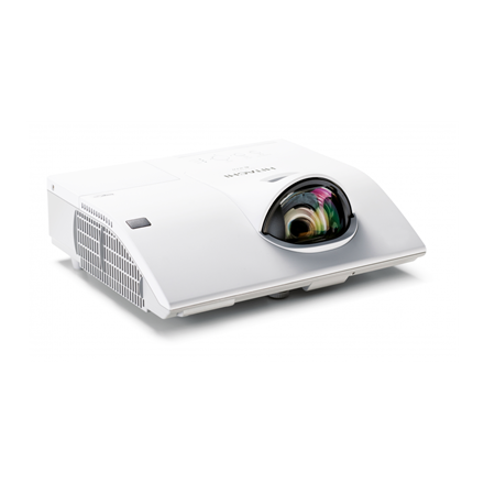 Hitachi Short Throw Series CP-CW301WN WXGA (1280x800), 3100 ANSI lumens, 10.000:1, White, CPCW301WN projektors