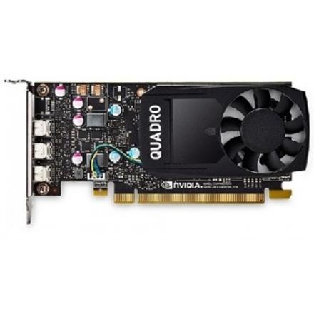 VGA Dell NVIDIA Quadro P400 2GB video karte