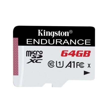 microSD card 64GB Endurance 95/30MB/s C10 A1 UHS-I atmiņas karte