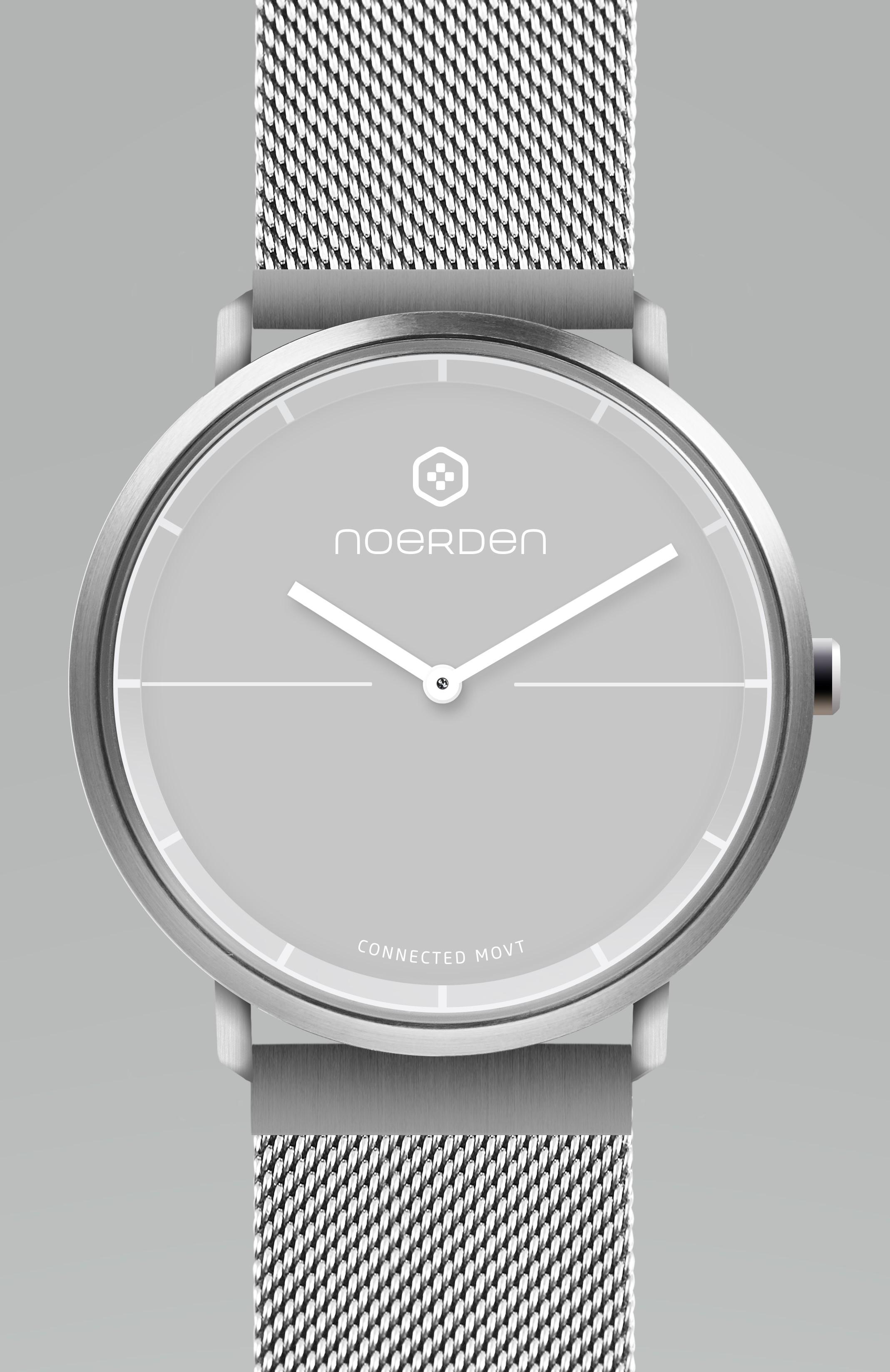 NOERDEN LIFE 2+ FULL GREY + dāvanā papildus siksniņa Viedais pulkstenis, smartwatch