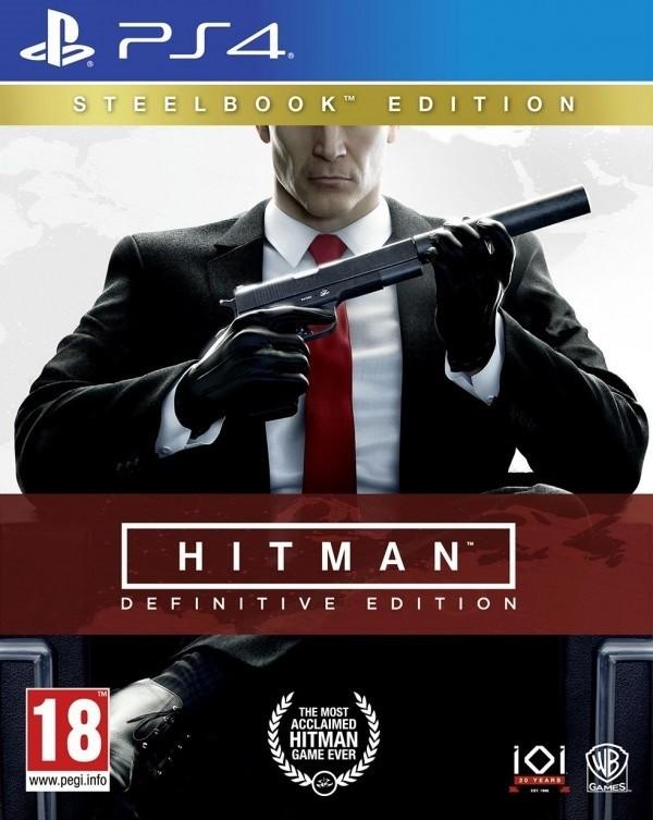 Hitman: Definitive Edition PS4