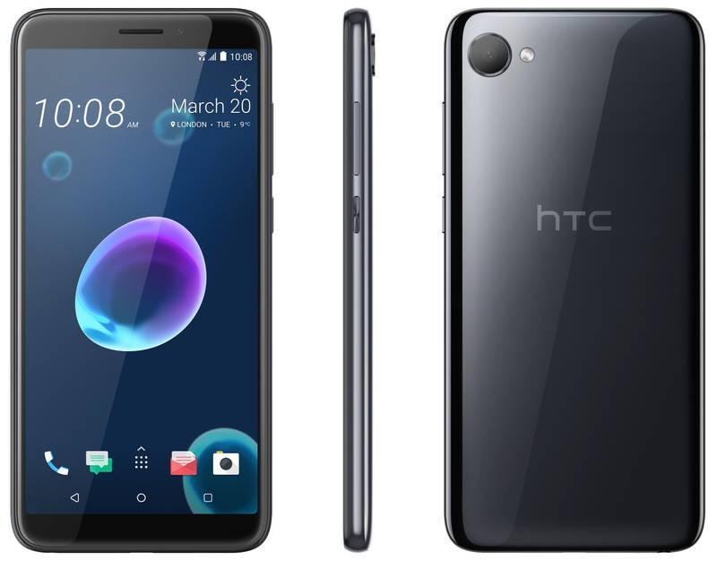 Desire 12 Dual Sim Black Mobilais Telefons