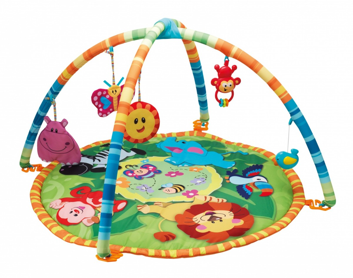 SMILY Jungle mat 0827