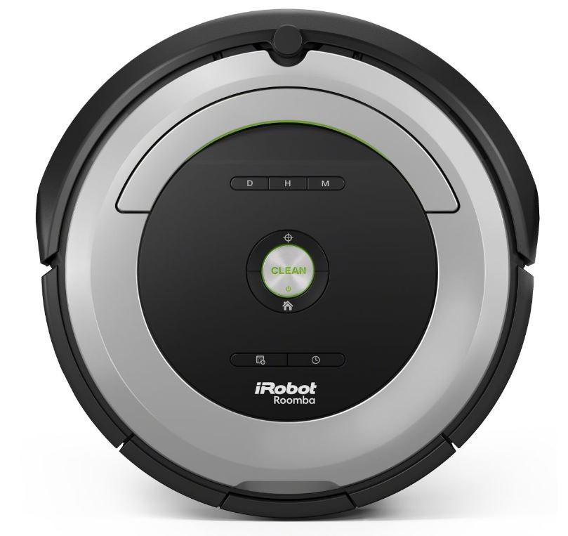 Vacuum cleaner Roomba 680 680 Putekļu sūcējs