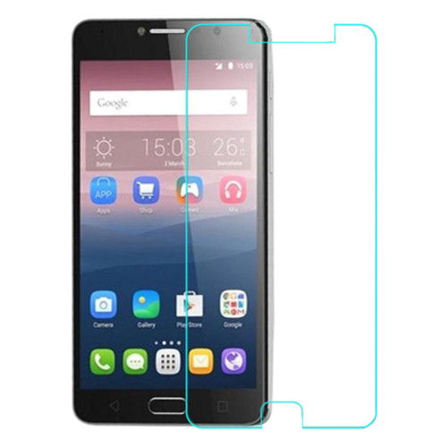 Screen PROTECTOR for Alcatel 5095 POP 4S clear aizsardzība ekrānam mobilajiem telefoniem