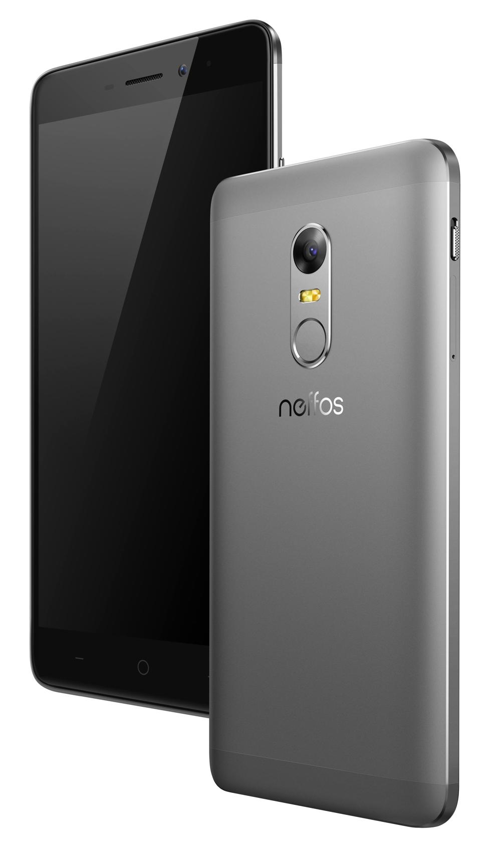 Izpārdošana - TP-LINK NEFFOS X1 2GB/16GB CLOUDY GREY Mobilais Telefons