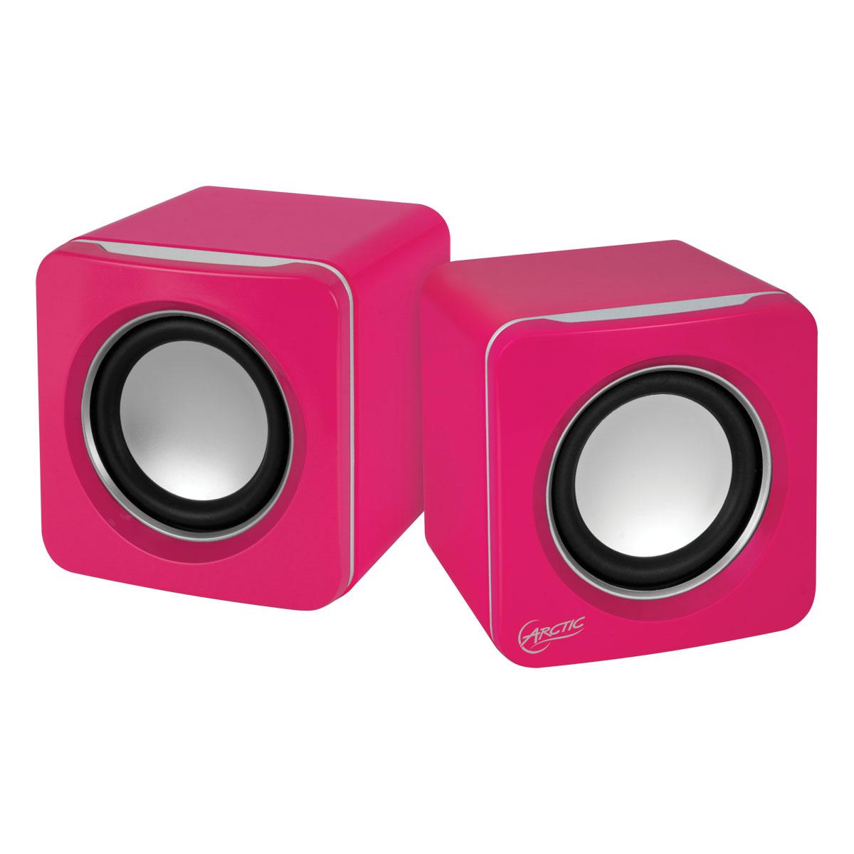 Arctic S111 pink (SPASO-SP001PK-GBA01) T-MLX24945 akustiskā sistēma