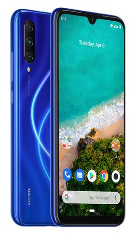Xiaomi Mi A3 4GB/64GB Blue Mobilais Telefons