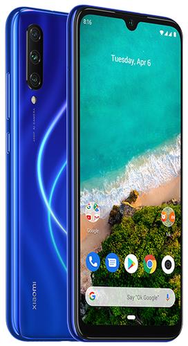Xiaomi Mi A3 4GB/128GB Blue Mobilais Telefons