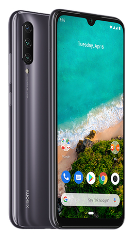 Xiaomi Mi A3 4GB/64GB Grey Mobilais Telefons