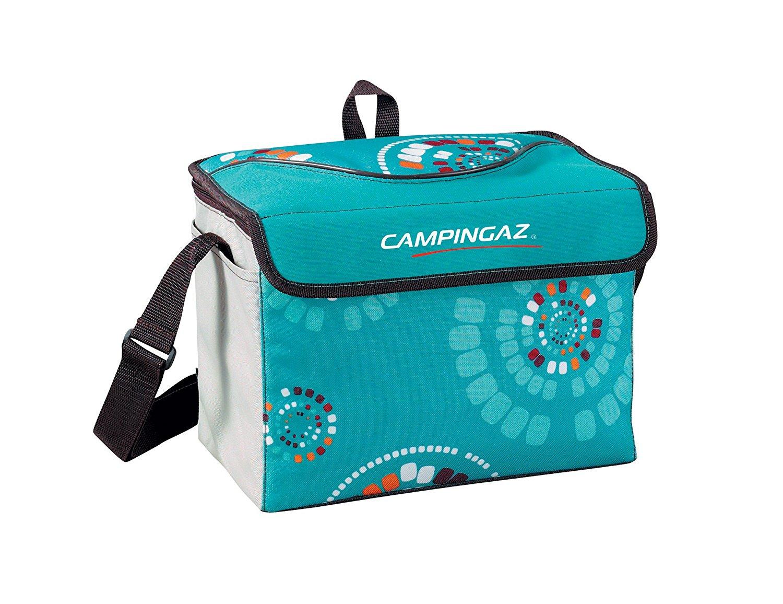 Campingaz Ethnic MiniMaxi Cooler Bag 9l - turquise
