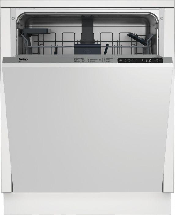 Beko DIN 26421 A++ white Trauku mazgājamā mašīna