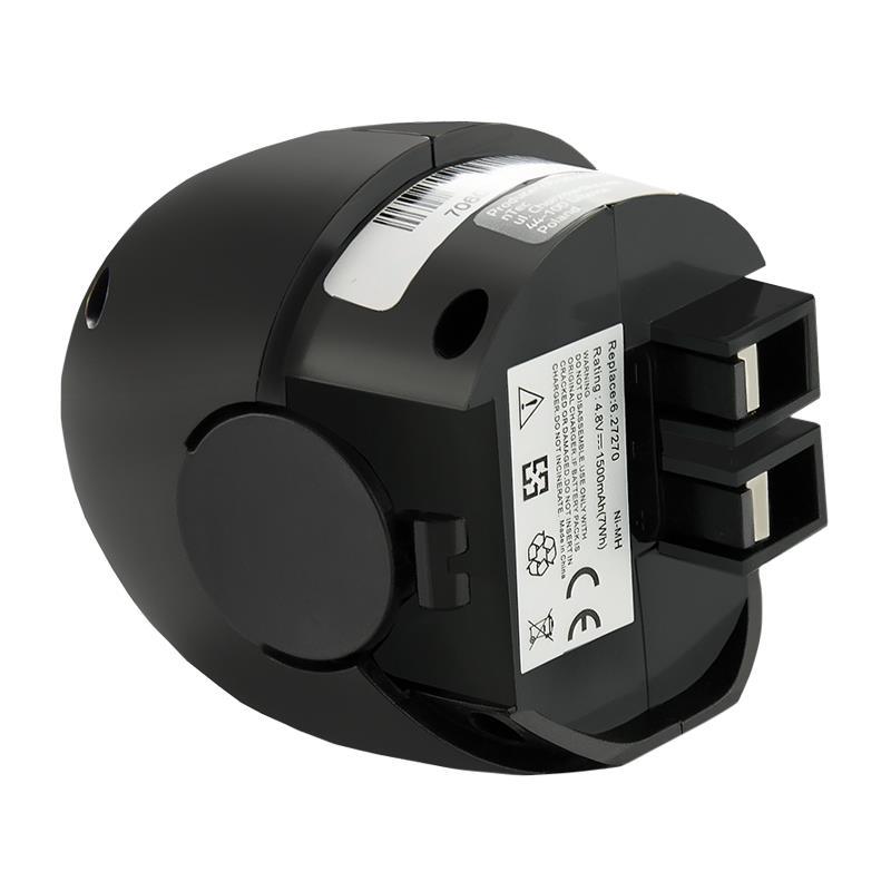 Qoltec Power tools battery for Metabo 6.27270 6.27271 | 1500mAh | 4.8V 53010