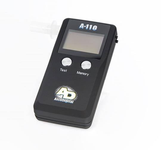 Alcohol tester AlcoDigital A110 | fuel cell Alkometrs