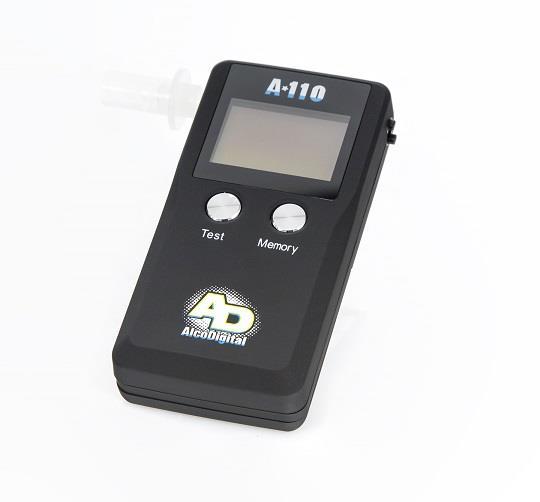 Alcohol tester AlcoDigital A110 | fuel cell Alkometrs