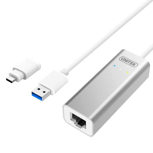 ADAPTER USB3.0/TYP-C to  Gigabit Ethernet karte