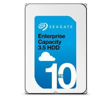Server HDD Seagate Enterprise Capacity 3.5'' 10TB SATA3 7200RPM 256MB cietais disks