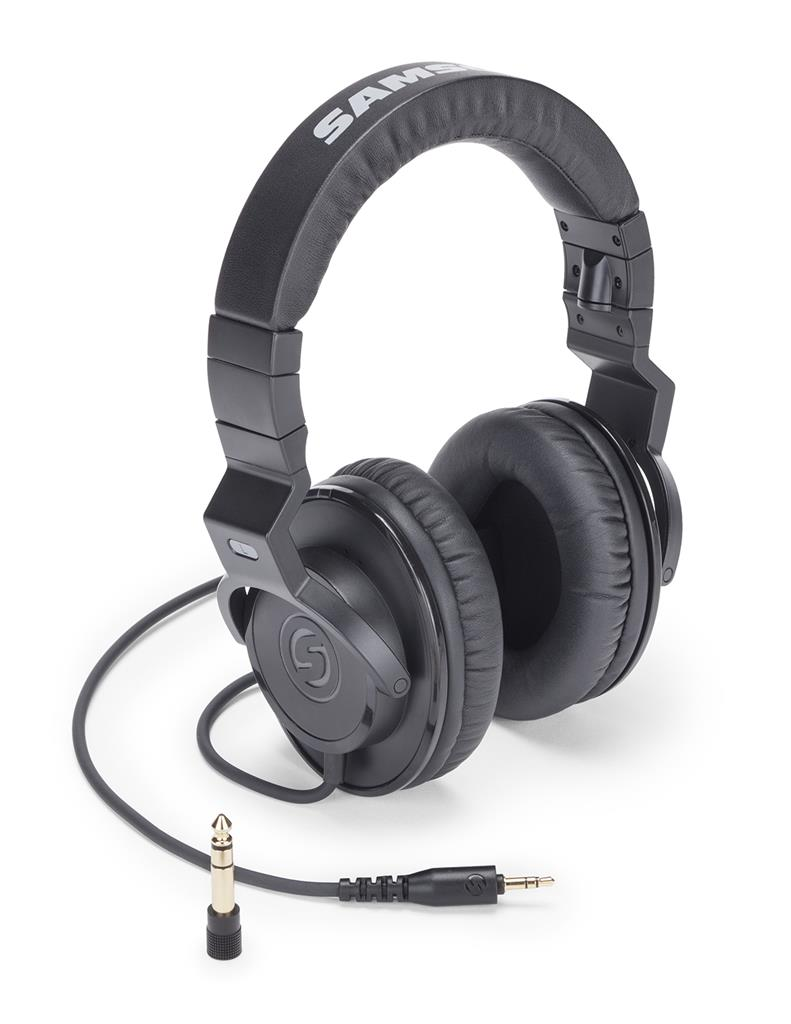 SAMSON Z25 Studio Headphones | 40mm drivers | 32 ohms